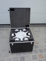 Transportbox offen